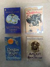 Children's Fantasy Books with magic and dragons - Cornelia Funke, Michael Ende
