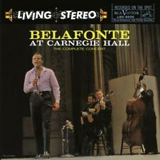 HARRY BELAFONTE LIVE AT CARNEGIE HALL, SACD