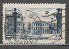 France - Courrier 1948 Yvert 822 ou Carré Stanislas