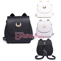 Sailor Moon Samantha Luna 20th Anniversary Leather Bag Cosplay Shoulder Bag