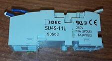 IDEC SU4S-11L, 90503, 250v