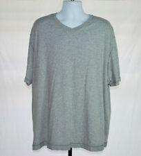 Tommy Bahama Men's 100% Cotton Gray Short Sleeve Shirt Sz 2XB