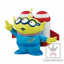 Banpresto Disney Toy Story ZACCA Plant Alien Little Men's Rocket Shape Container