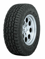4 New Toyo Open Country A/t Ii  - 285x70r17 Tires 2857017 285 70 17