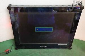 "13112 AG NEOVO X-215 MODEL 15"" LCD MONITOR, P/N: P1X15GV0E11-A3 X-15AV"