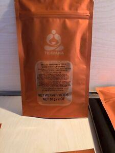 Teavana Mulled Pomegranate Cider Loose Leaf Herbal Blend, Sealed 2oz Bag