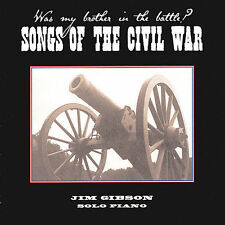 Factory Sealed CD Songs of the Civil War North South History Brand New