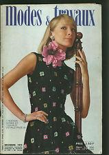 modes et travaux 875 - novembre 1973 /