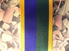 Full Size Medal Ribbon - TA Efficiency Medal Post 1969