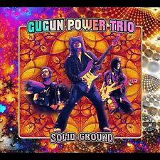 Solid Ground by Gugun Power Trio (CD, Oct-2011, CD Baby (distributor))
