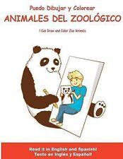 ColorSmart DuoRead Coloring Bks.: Puedo Dibujar y Colorear Animales Del...