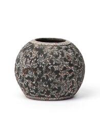 """Vase """"Stonegrit"""" aus Stein der Marke Potchelli Sempre Belgien"""
