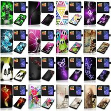 Samsung Galaxy S6 - Book Flip Cover Handyhülle Etui Case Handy Tasche Hülle