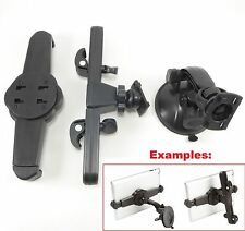 Universal Car Seat Headrest Mount Tablet Holder Galaxy iPad 1/2/3/4 Air