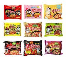 Samyang Spicy Hot Chicken Flavor Korean Ramen Youtube Fire Noodle Challenge