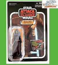 BARRISS OFFEE JEDI PADAWAN VC51 ACTION FIGURE STAR WARS THE VINTAGE COLLECTION