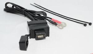 Prise USB MOTO étanche