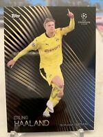 2020-21 TOPPS UEFA ERLING HAALAND UCL KNOCKOUT BVB ON DEMAND SET CARD 31 PR 9072