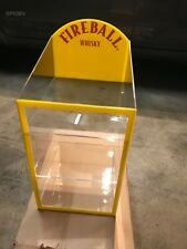 Fireball Whisky Likör Acryl Display Regale Set