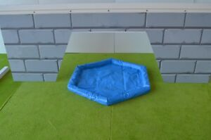 Hexagonal Water Tray 1m for Show Jumps - High Quality.