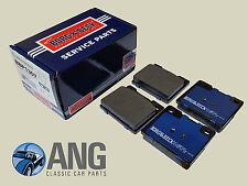 LOTUS ELAN 1.6 1989-94 EBC Ultimax Arrière Plaquettes De Frein Dp978