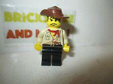 Lego - Minifig Adventurers - Johnny Thunder (Desert) - adv010