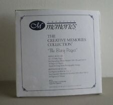 """NEW SEALED CREATIVE MEMORIES  """"BABY PAGES"""" COLLECTION 12 SHEETS 12 X 12"""