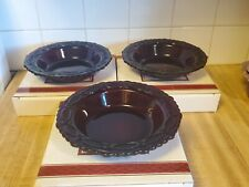 4 Avon Cape Cod Soup/Cereal Bowls