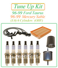 Tune Up for 96-99 Ford Ranger Taurus Mercury Sable 3.0 V6 : Spark Plug Wire Set