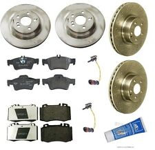 For Mercedes-Benz W220 S500 2003-2006 Base Complete Front & Rear Brake KIT OEM