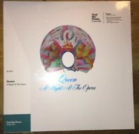 Queen - A Night At The Opera - Vinyl LP 1975 / 2018 - Vinyl Me Please - Coloured
