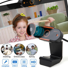 Full1080P HD USB Webcams For PC Desktop Laptop Web Camera With Microphone/FHD
