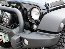 2007-2017 Jeep Wrangler & Unlimited Clear Parking and Side Marker Lens Kit