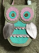 Claire's accessories girls owl handbag