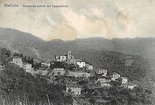 5448) MARLIANA (FIRENZE) PANORAMA VEDUTO DAL CAMPOSANTO. VIAGGIATA NEL 1923.