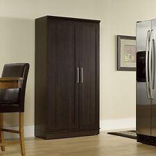 Storage Cabinet - Dakota Oak - HomePlus Collection (411572)