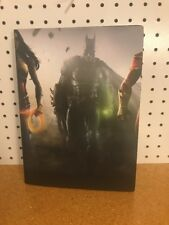 Injustice: Gods Among Us Collector's Edition Prima Official Game Guide Hardcover