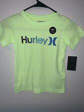 NWT Hurley Brand Boys Shirt Sz 5/6