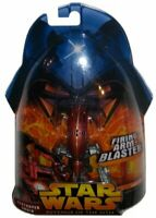 Star Wars Revenge of The Sith Destroyer Droid Action Figure #44 - (Firing Arm Bl