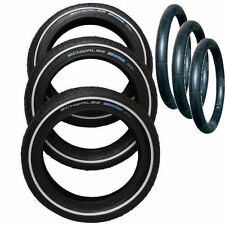 """3 x 12.5"""" Puncture Protected tyres and inner tubes for Phil and Teds E3 Twin"""