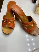 Sketchers Something Else Wedge Sandals New Women's High Heels Sandals Size 8 M