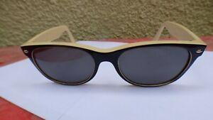 lunettes monture Ray-Ban New Wayfarer RB 2132 875 55.18 not sunglasses