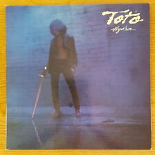 TOTO  -  HYDRA  LP Ex.Cond A1/B2 Matrices UK release with lyric sheet