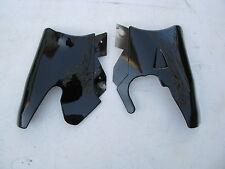 2 stroke MINI pocket bike MT-A2 two lower fairings black
