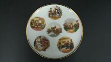 Collectors Plate Independence 6 Scenes Souvenir Signed M.C. Peck 1973 Nice Item