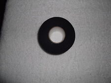 """BLACK ATHLETIC TAPE   10 rolls   1.5""""x10yds.    * FIRST QUALITY *"""