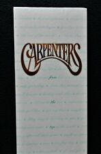THE CARPENTERS-FROM THE TOP 4 CD BOX SET 67 TRACKS !