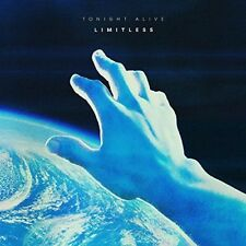 TONIGHT ALIVE - LIMITLESS  CD NEW