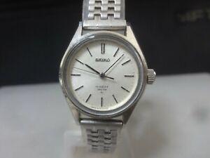 Vintage 1974 SEIKO mechanical watch for ladies [HI-BEAT 36000]  23J Cal.1944B
