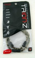 Trion Z Magnetic Therapy Ionic Necklace Camo Size Small Back Neck Migraine Pain
